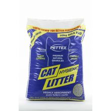 Pettex Premium Fullers Earth Clumping Cat Litter, 20KG