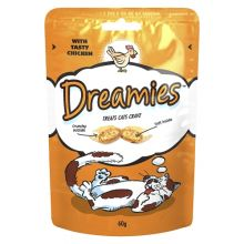 Load image into Gallery viewer, Dreamies Cat Treats 60G