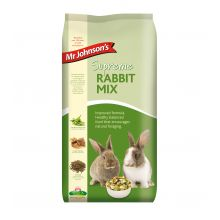 Mr Johnson's Supreme Rabbit Mix, 15KG