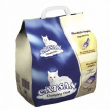 Catsan Clumping Cat Litter, 5LTR