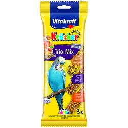 Vitakraft Budgie Stick Trio, 3PK