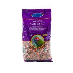 Johnston & Jeff Premium Parakeet Mix, 1KG
