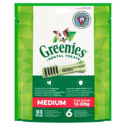 Greenies Dental Dog Treat Original Regular 170g