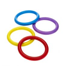 Load image into Gallery viewer, Classic Rubber Ring in assorted colours