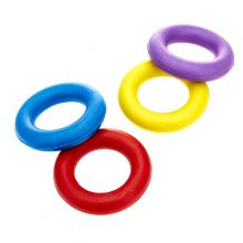 Classic Rubber Ring in assorted colours