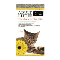 Clean 'N' Tidy Adult Litter, 15KG