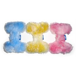 Good Boy Plush Puppy Bone assorted colours