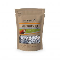 Marriages Mixed Poultry Grit Pouch, 1.5KG