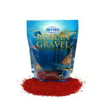 Aquatic Roman Gravel Rosso Red, 2KG