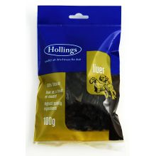 Hollings Air Dried Liver Pre Pack, 100G