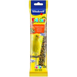 Vitakraft Canary Stick Honey 58g, 2PK