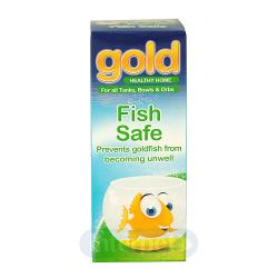 Interpet Aquarium Gold Fish Safe, 100ML