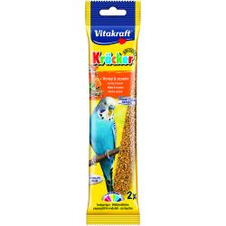 Vitakraft Budgie Stick Honey 60g, 2PK