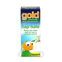 Interpet Aquarium Gold Tap Safe, 100ML