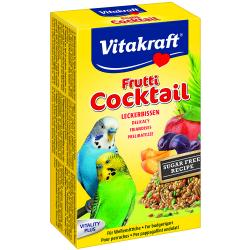 Vitakraft Budgie Fruit Cocktail 200g, 200G
