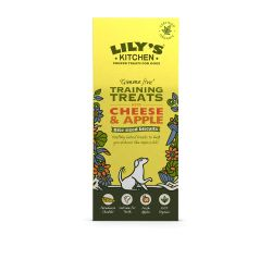 Lily's Kitchen Dog Training Treats Cheese & Apple, 100G