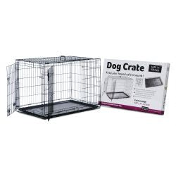 Safe 'N' Sound Dog Crate 2 Door, XLGE