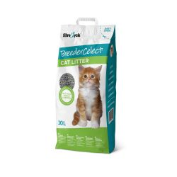 Breeder Celect Paper Pellet Cat Litter 10 Litre