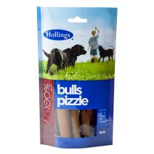 Hollings Bulls Pizzle Pre Pack, 5PK