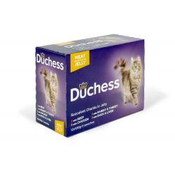 Duchess Pouch Meat Jelly, 100G