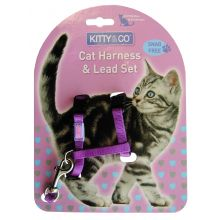 Hemm & Boo Snagfree Cat Harness