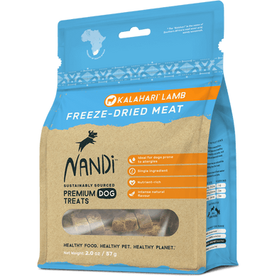 Kalahari Lamb Freeze-Dried Meat
