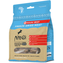 Load image into Gallery viewer, Nandi Nguni Beef Freeze-Dried Meat