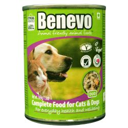 Benevo Duo Vegan Cat & Dog Food, 369G