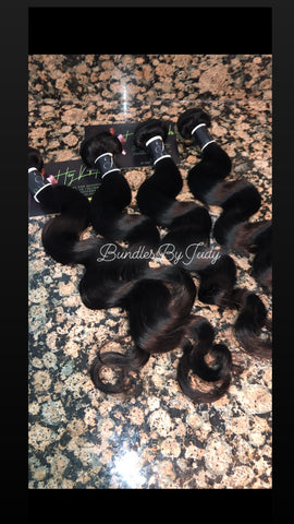 Judy Mink Bodywave bundle deal(sale )