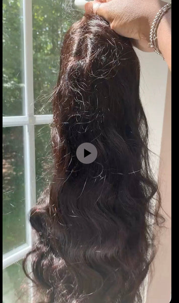 Judy Bodywave Closure unit