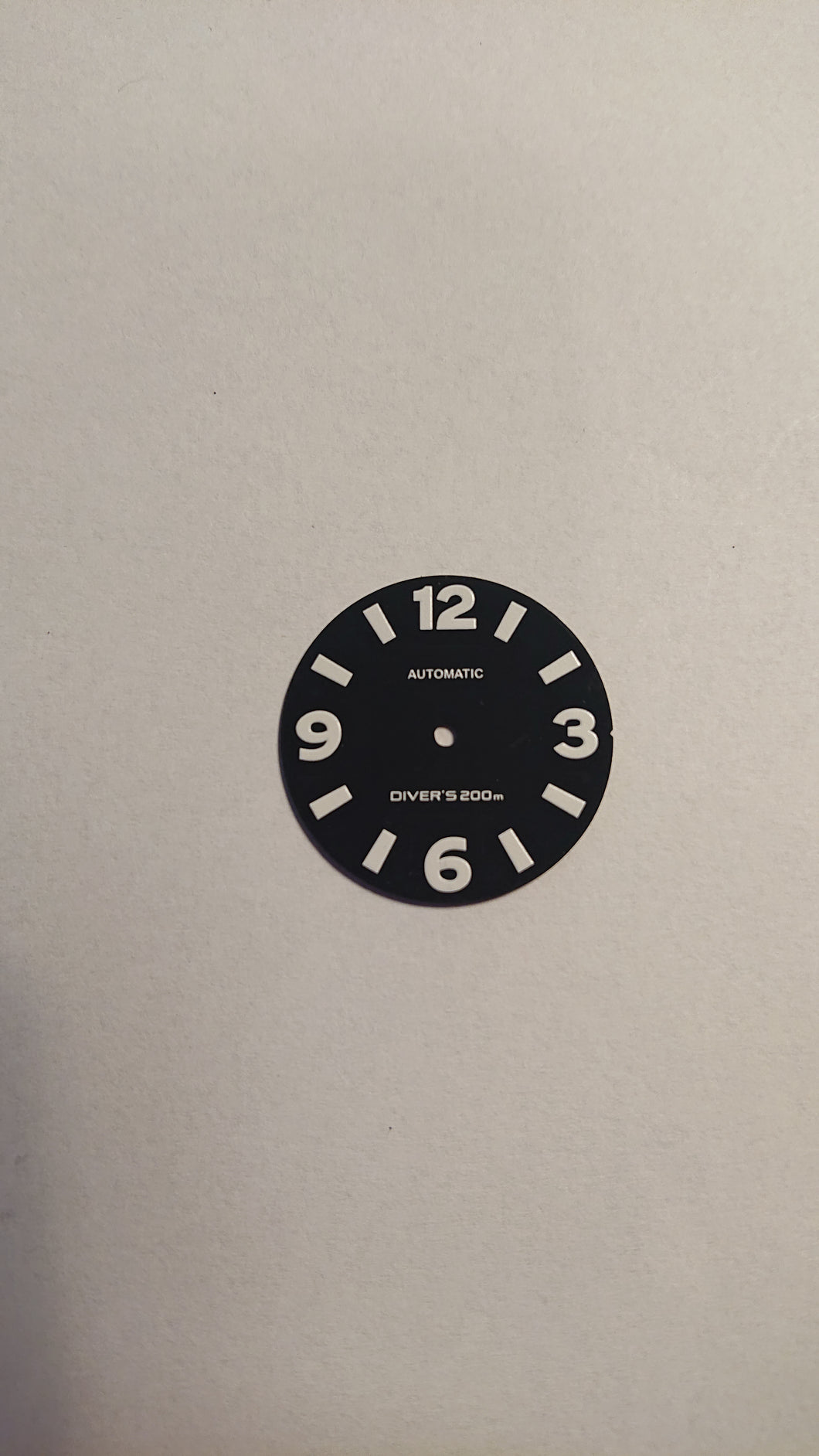 JOOT 28.5mm Dial Day Date or 3pm