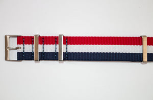 nato II dlw watch strap seiko skx007 france french