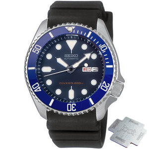blue sub ceramic bezel insert on an SKX007