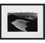 Death Valley Dunes - Black & White