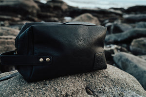 The 12 Essential Products That Should Be in Every Guy's Dopp kit