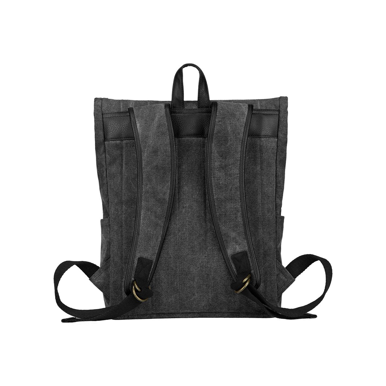Backpack - Shaun Canvas Cinched Backpack