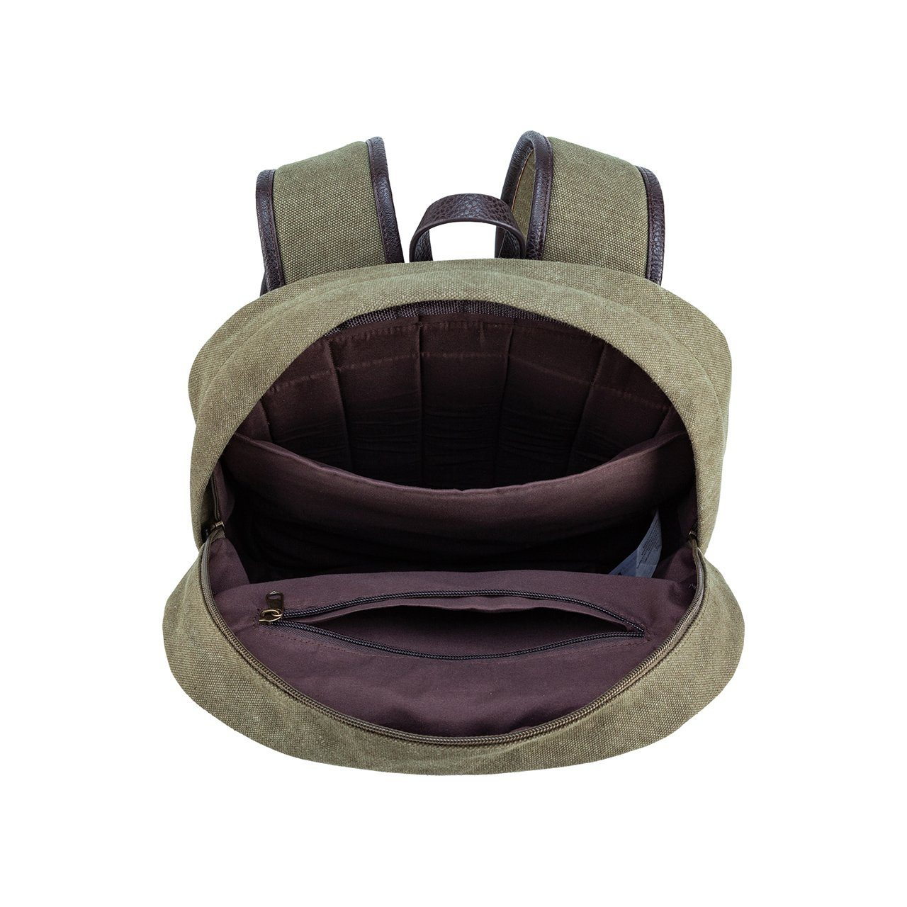 Backpack - Carson Canvas Backpack