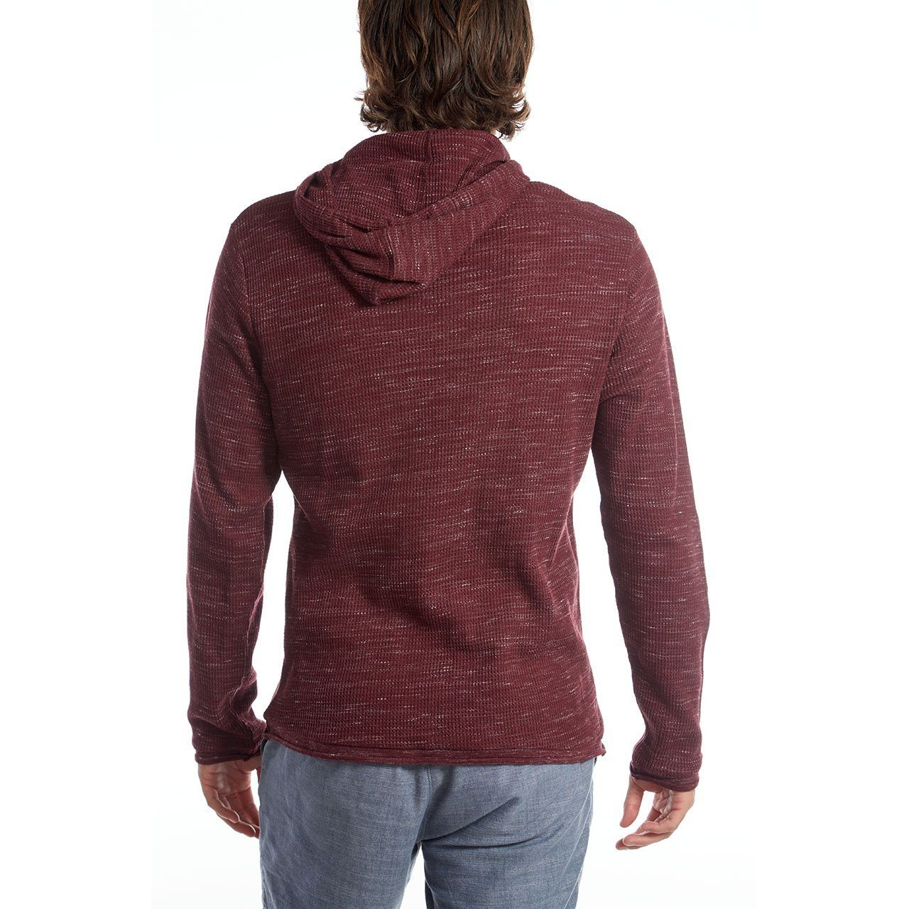 Pullover - Andres Waffle Pullover