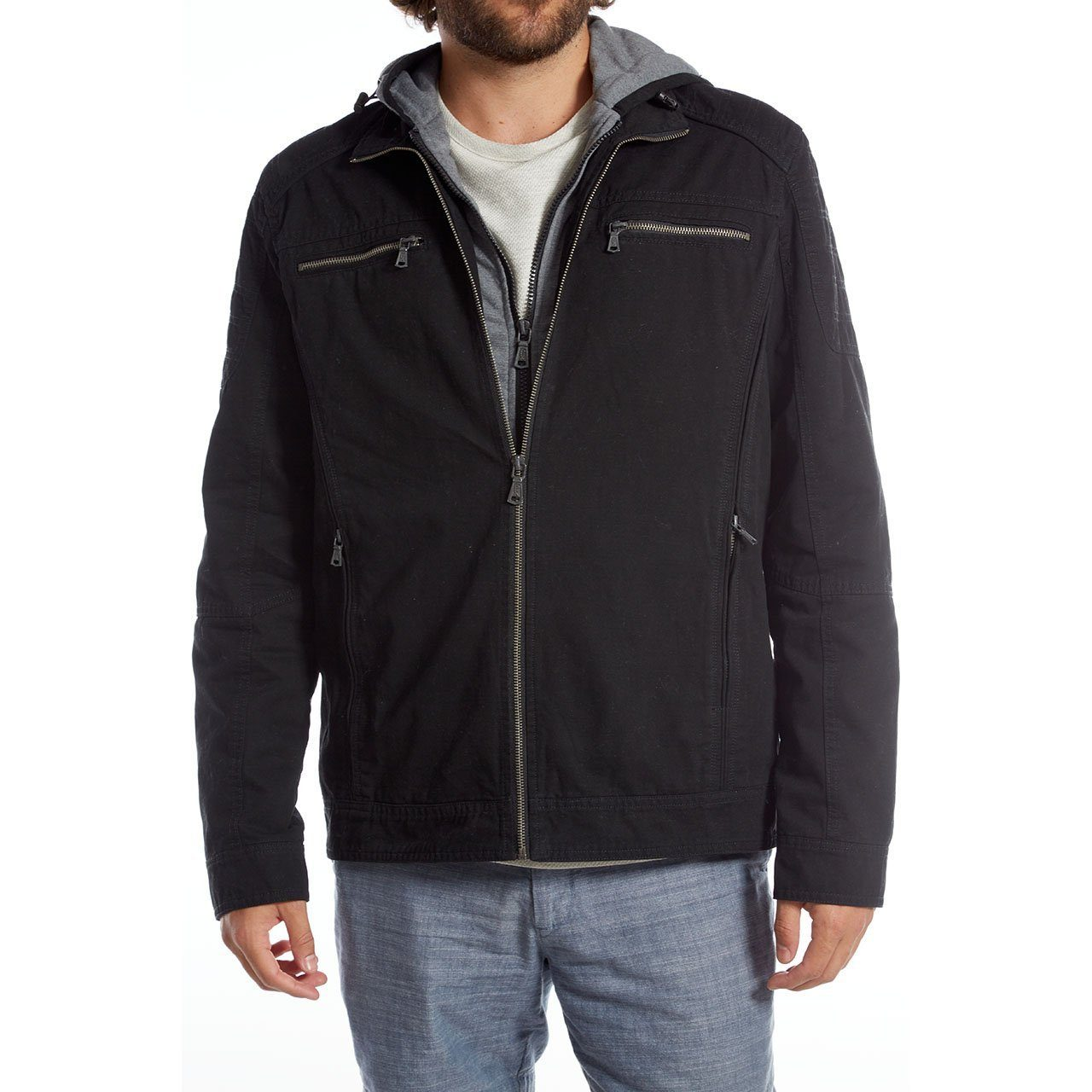 Cotton Jackets - Kendrick Cotton Jacket