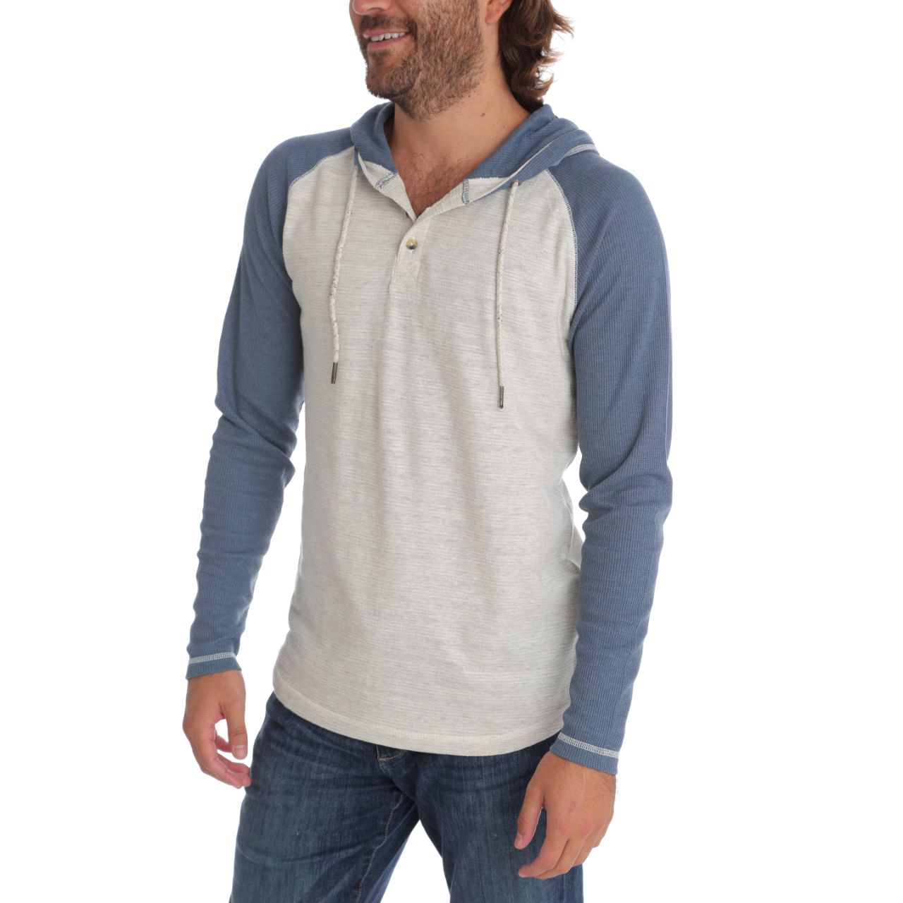 Jude Hooded Pullover