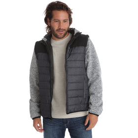 Marvin Quilted Puffer Jacket