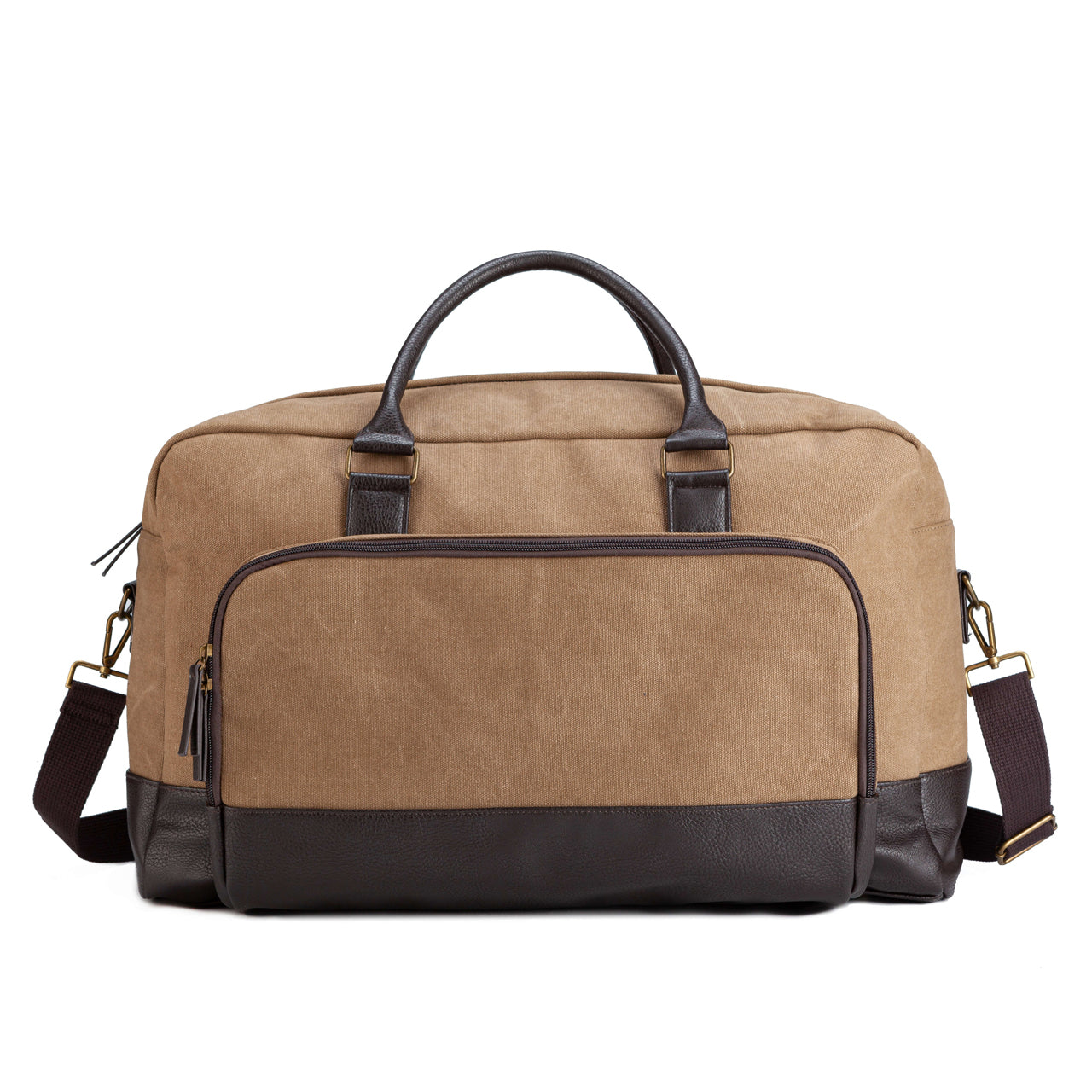 Walt Two Tone Canvas Duffle Bag