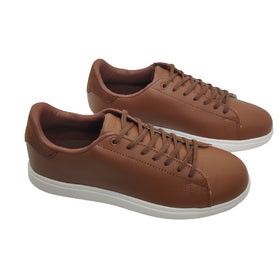 Liam Brown Leather Sneaker