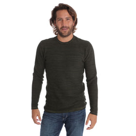 Julian Sweater Knit Tee