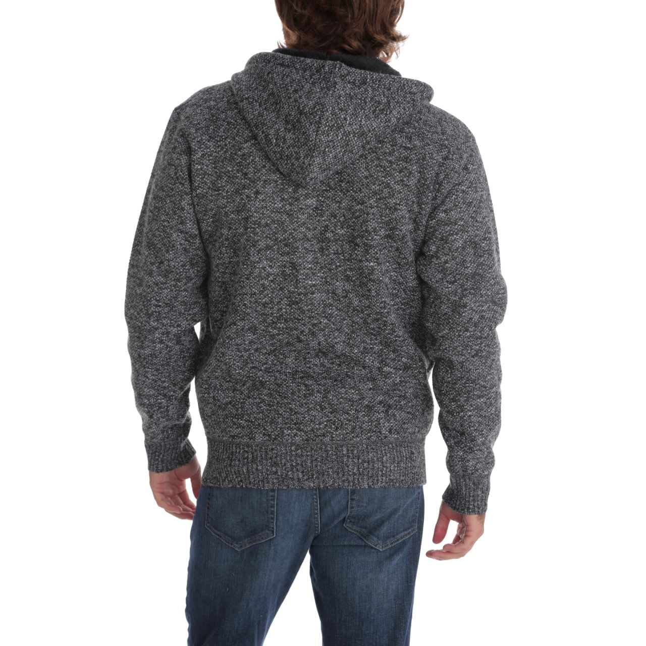 Eddie Zip Up Sweater