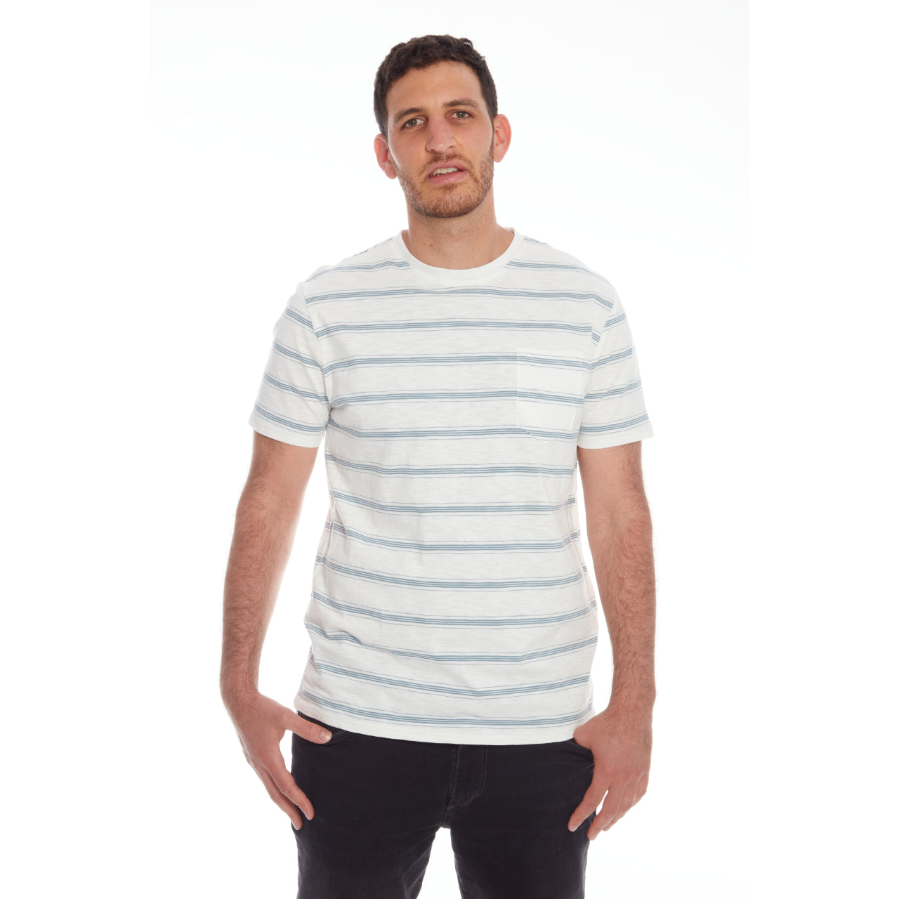 Nick Striped Tee