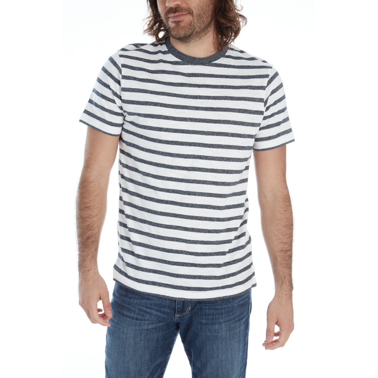 Lewis Striped Tee