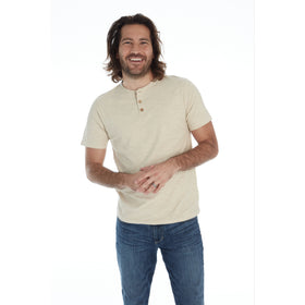 Kane Solid Henley