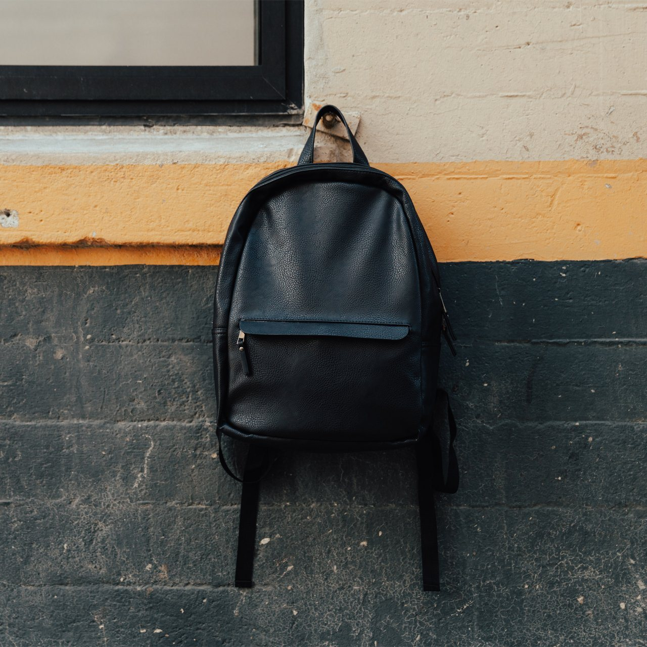 Backpack - Tucker Vegan Leather Backpack