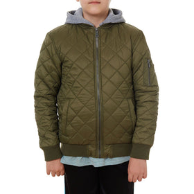 Boys - Dustin Bomber Jacket For Boys